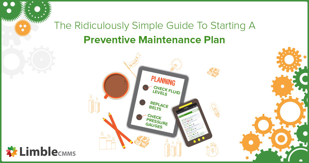 How to start a preventive maintenance plan