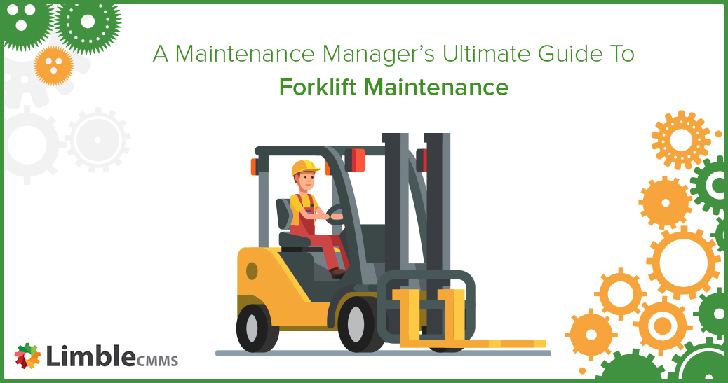 Ultimate guide to forklift maintenance
