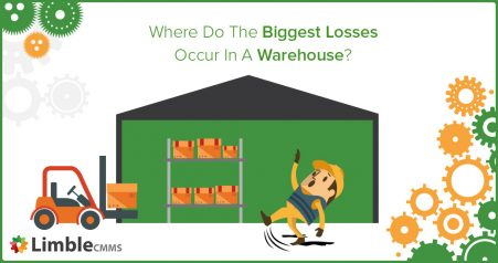 Biggest losses in a warehouse