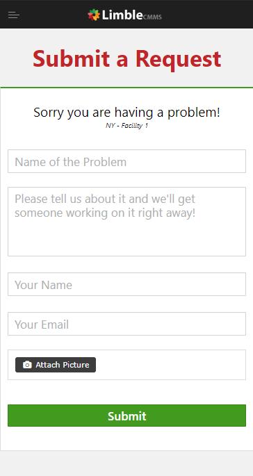 work request portal