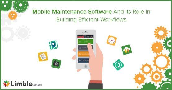 mobile maintenance software