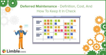 Deferred maintenance definition