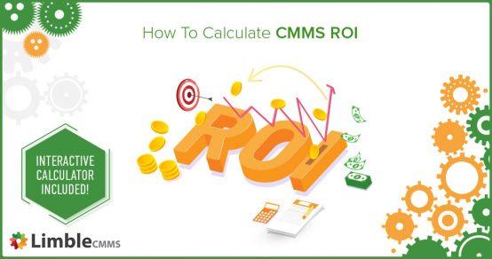 CMMS ROI calculator