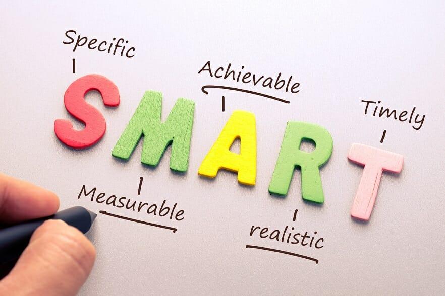 SMART goal acronym