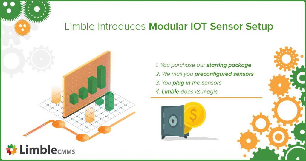Limble modular IoT sensors