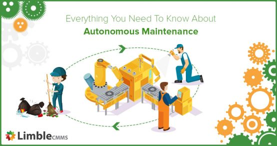 what is autonomous maintenance