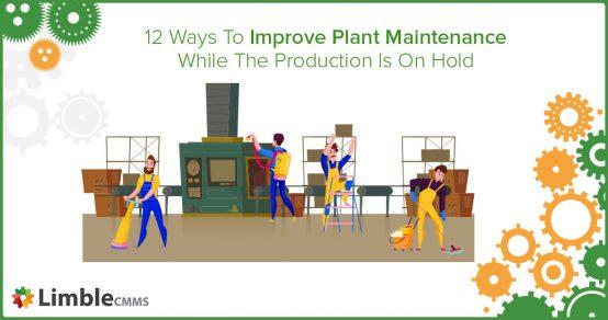 improving plant maintenance