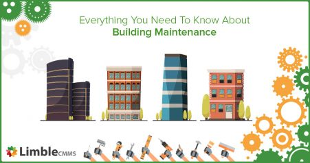 what is building maintenance