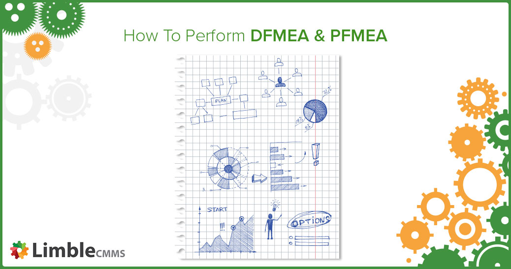 how to perform PFMEA and DFMEA