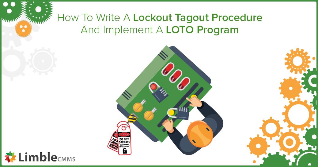 lockout tagout (LOTO)