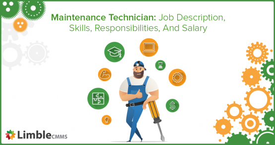 what does a maintenance technician do