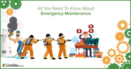 emergency maintenance