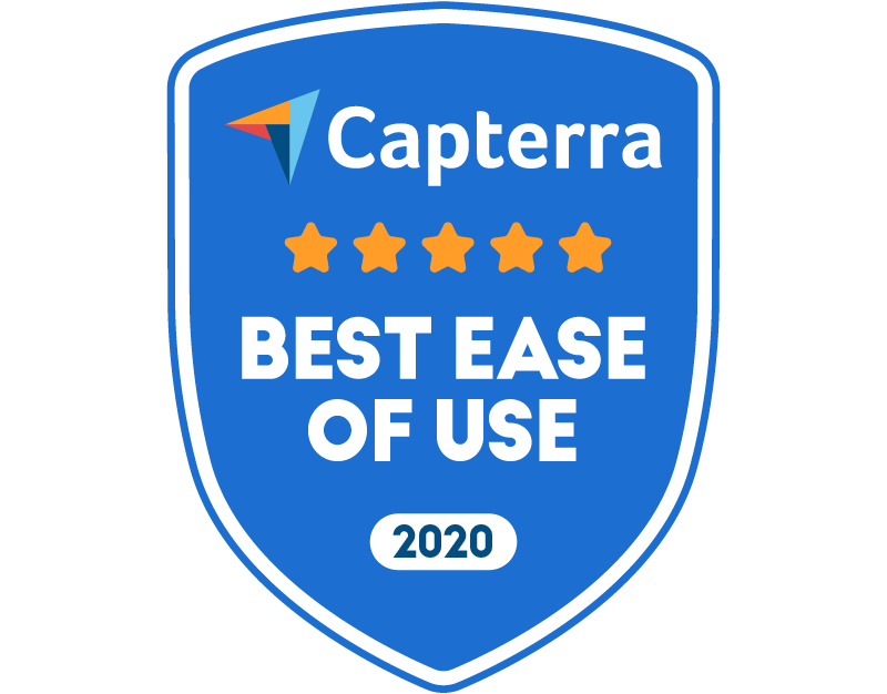 Capterra - best ease of use