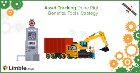 what is asset tracking