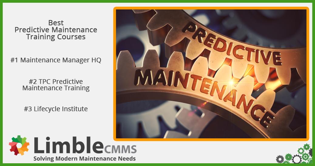 predictive maintenance training
