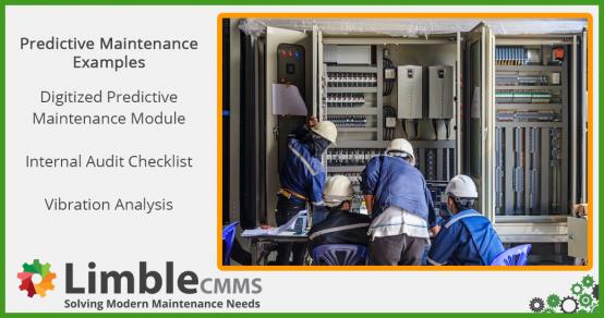 Predictive Maintenance Examples