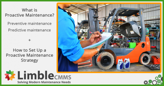 What is Proactive Maintenance