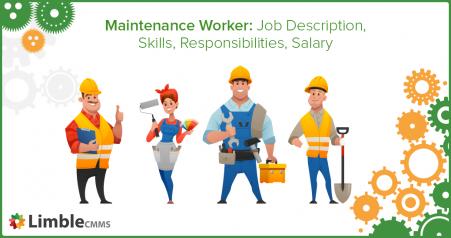 maintenance worker - maintenance staff