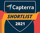 Capterra - Shortlist 2021