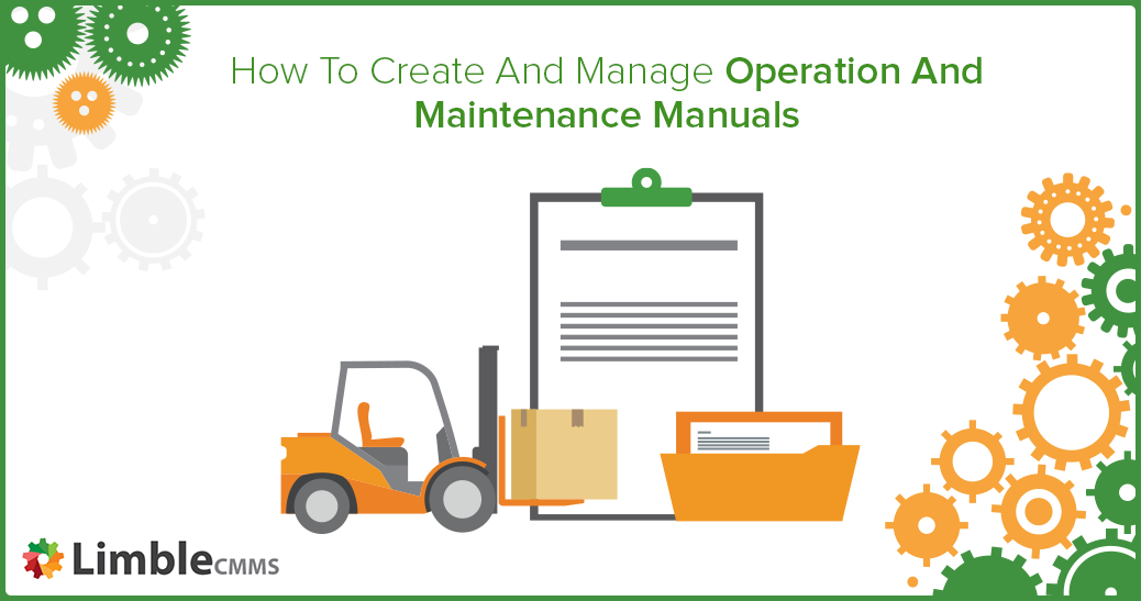 what is an O&M manual