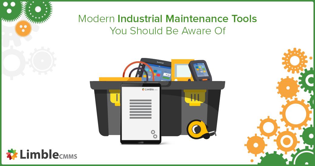 Modern Industrial Maintenance Tools
