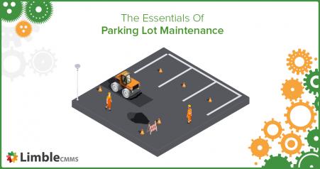 The Essentials Of Parking Lot Maintenance