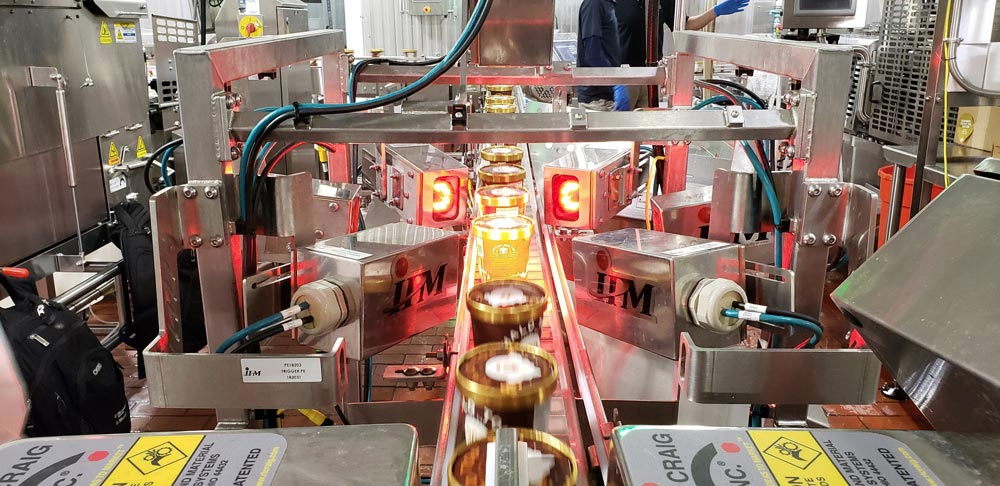 automated visual inspection system
