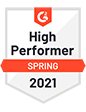 G2 - High Performer 2021