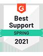 G2 - Best Support 2021