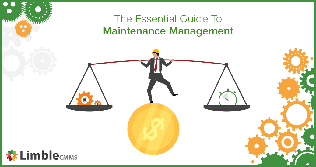 maintenance management guide