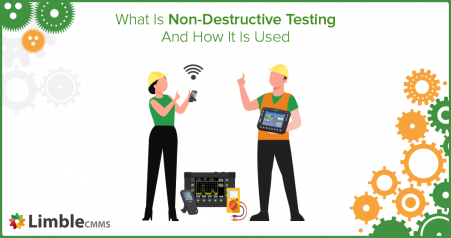 what is non destructive testing (NDT)