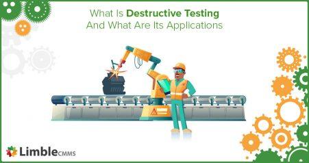 What is destructive testing
